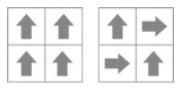broadloom vs checkerboard