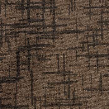 Sample of Zetex Enterprise Special Brown Basket Weave