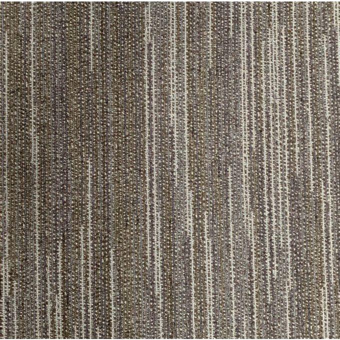 Sample of Zetex Lines Dark Brown