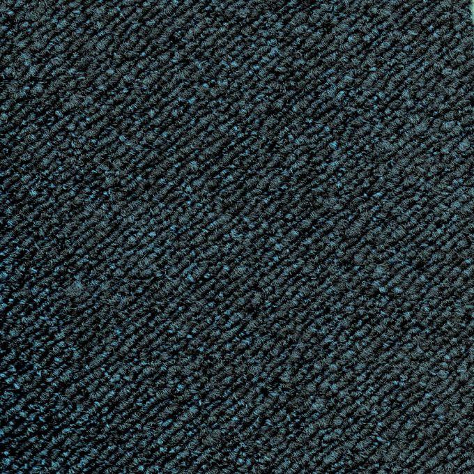 Sample of Zetex Elite Sapphire Blue
